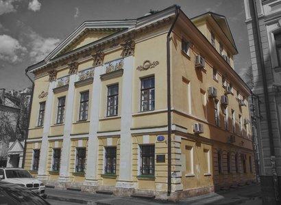 Лялин, 3с1, фото здания