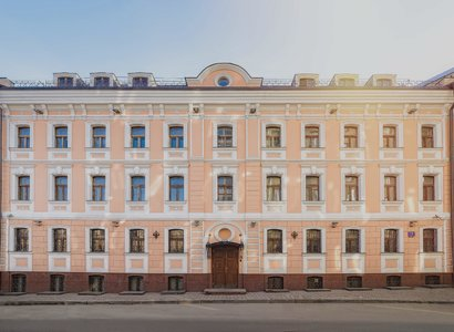 Лялин, 3с3, фото здания