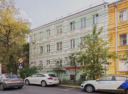Особняк на 3я Тверская Ямская, фото здания