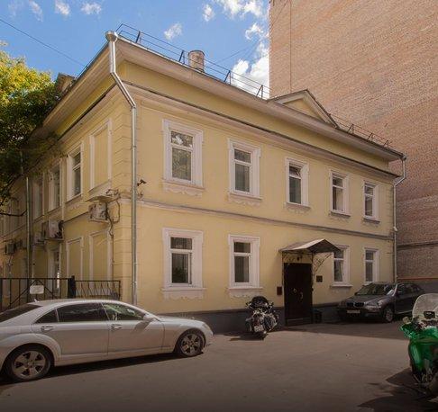 Садовая-Сухаревская 15с1