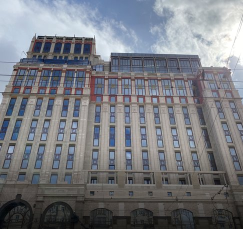 Imperial Plaza (Империал Плаза) ex. МФК Краснопрудный