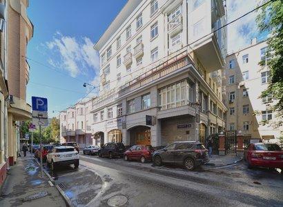 Мал. Козихинский, 3, фото здания
