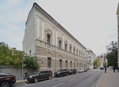 Дом на Патриарших прудах, фото здания