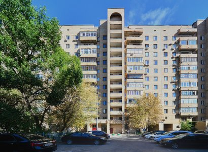 Краснопролетарская, 9, фото здания