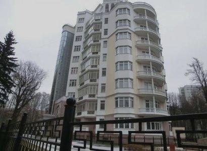 Волынский, фото здания
