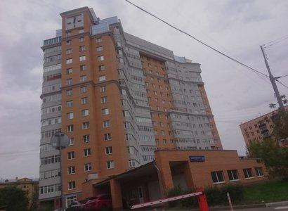 Дом на Пресне, фото здания