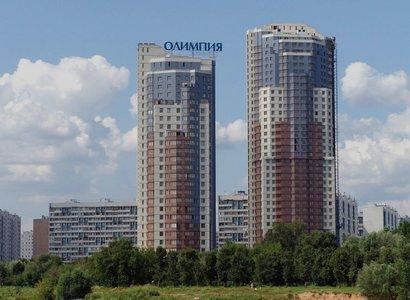 Олимпия, фото здания