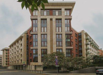 Новая Остоженка, фото здания