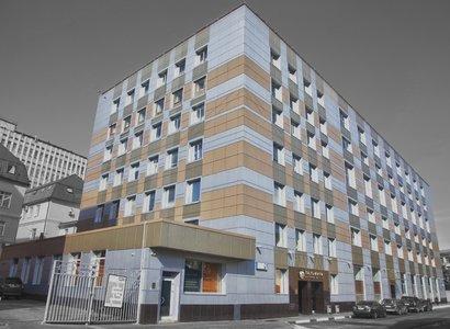 Пальмира, фото здания