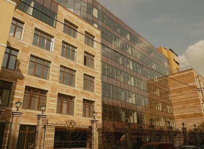 на Европкинском, фото здания
