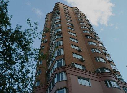 Кастанаевская, 13, фото здания