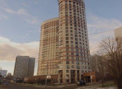 «Дом на Давыдковской», фото здания