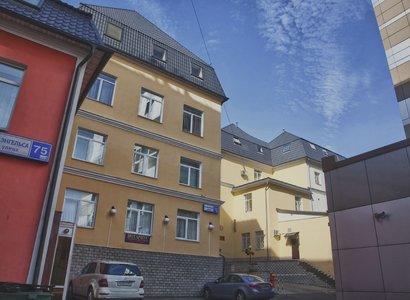 Фридриха Энгельса, 75с5, фото здания
