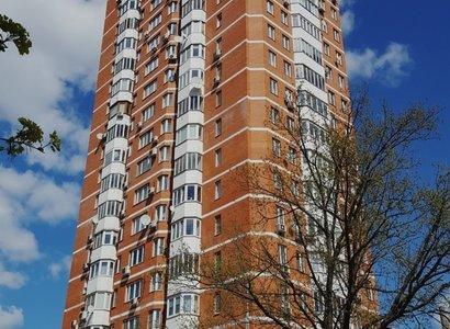 Веерная, 46, фото здания