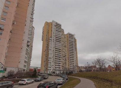 Новая Олимпийская деревня, фото здания