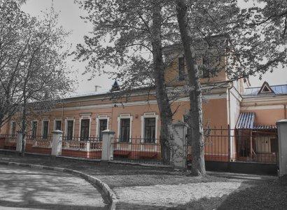 Гороховский пер, 19, фото здания