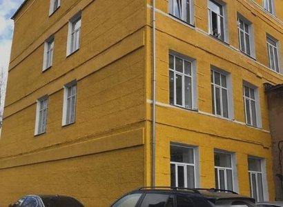 Большой Тишинский пер. 8c2 , фото здания