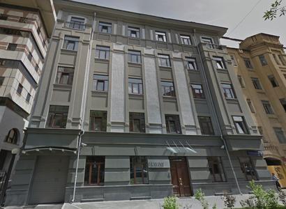 4-я Тверская-Ямская, 14с1, фото здания
