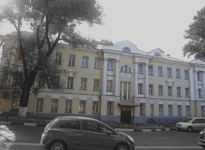 Госпитальная, 4ас1, фото здания