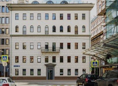 """БЦ """"4-ая Тверская-Ямская, 20с1"""", фото здания"""
