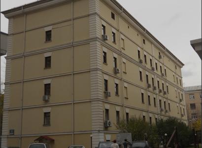 4-я Тверская-Ямская, 16к3, фото здания