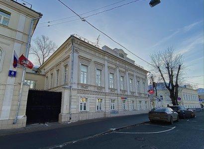 """Особняк """"Александра Солженицына, 8с1"""", фото здания"""