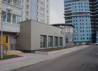 Варшавское ш., 120к3, фото здания