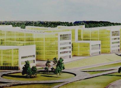 БЦ Стратос, фото здания
