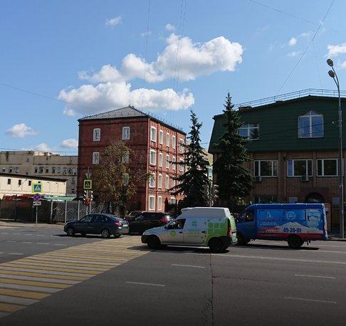 Средняя Переяславская улица, 25с1