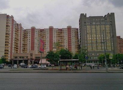 Волгоградский проспект, д.4, фото здания