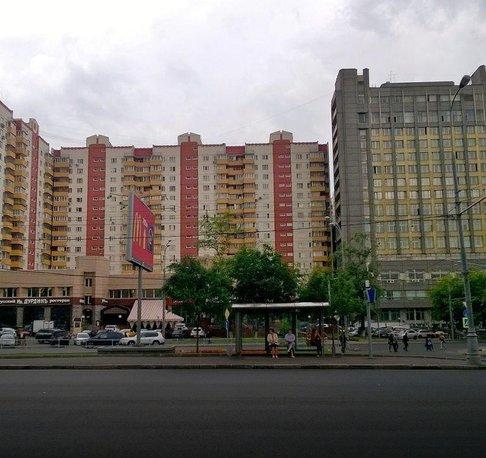 Волгоградский проспект, д.4