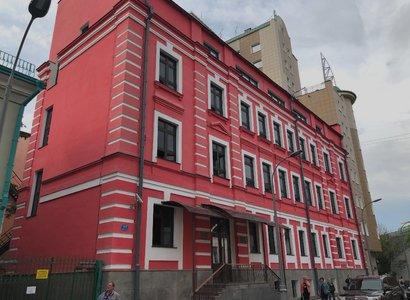 Верхняя Радищевская улица, 17/2с1 , фото здания
