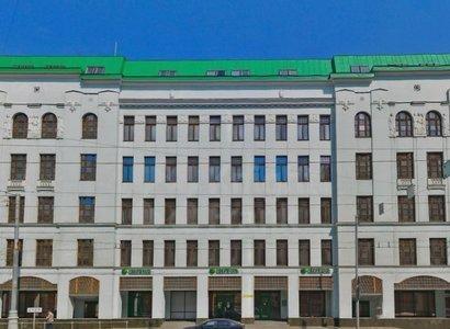 Преображенская площадь, д.7Ас1, фото здания