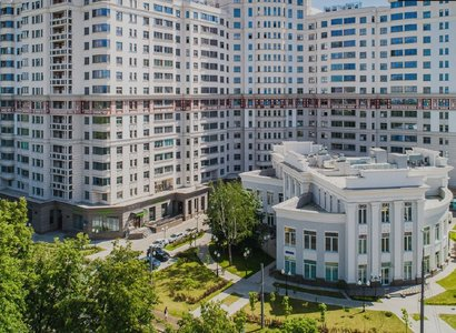 Донской Олимп, фото здания