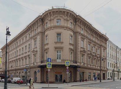 Петровка 18, фото здания