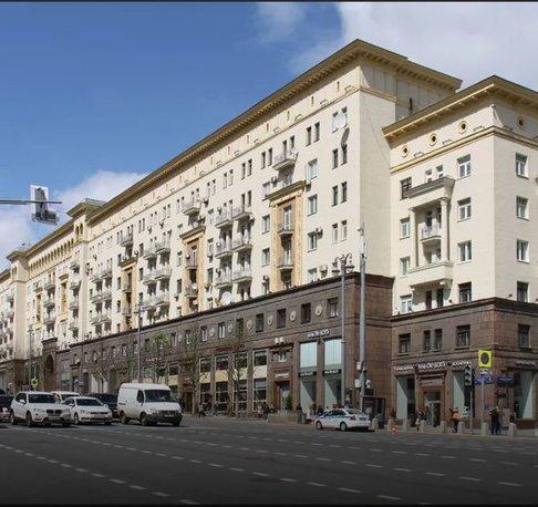 Адм. здание Тверская, 6с2 (Tverskaya 6b2)