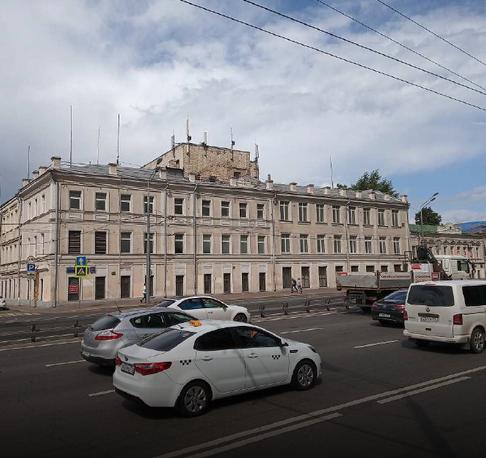 улица Сергия Радонежского, 15-17с2