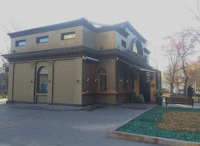Лужнецкий пр-д, 1А, фото здания