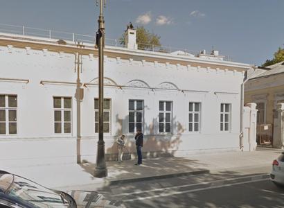 улица Большая Ордынка, д.61с1 , фото здания