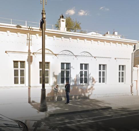 улица Большая Ордынка, д.61с1