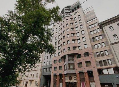 4-я Тверская-Ямская улица, д.22к2, фото здания