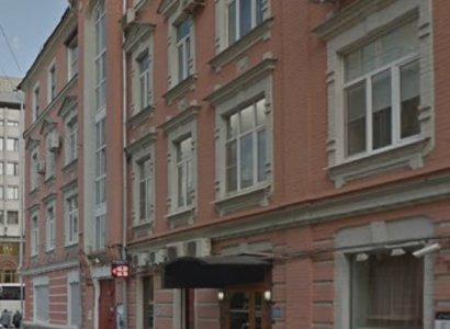 Зубовская улица, д.5/36, фото здания