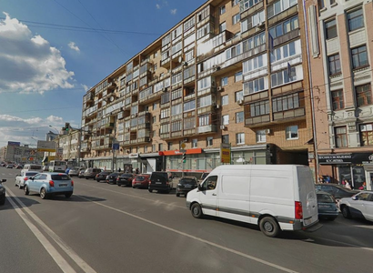улица Красная Пресня, д.38, фото здания