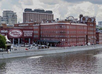 Красный Октябрь, фото здания