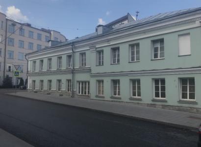 Гончарная улица, д.17, фото здания