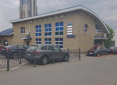 улица Исаковского, д.33к6, фото здания
