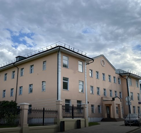 Успенский переулок, д.16с1