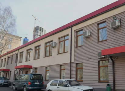 Шелепихинская набережная, д.8А, фото здания