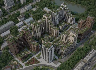 """Сити Парк"", фото здания"
