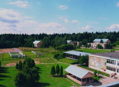 Центр отдыха Заря, фото здания